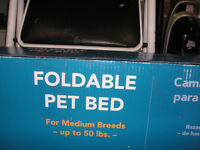 Heavy Duty Screen/Canvas Pet Camper or Cot $75.00 each  Collapse