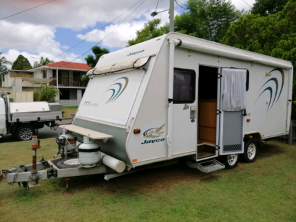 JAYCO EXPANDA CARAVAN Palm Beach Gold Coast South Preview