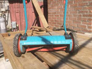 Gardena SM 6000 reel push lawnmower