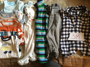 3-6 month boy clothing (13 items)