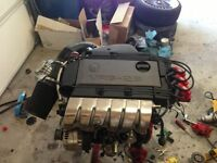 Vr6 fully built head with schrick 268 cams