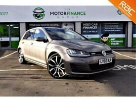 Volkswagen Golf 2.0TDI ( 184ps ) ( BMT ) DSG 2015MY GTD