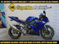 2003 03 YAMAHA R1 1000CC 0% DEPOSIT FINANCE AVAILABLE
