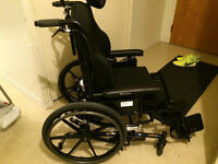 Wheelchair Plus other Medical Equipment Great Deal
