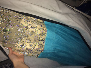 Prom dress available