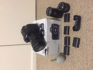 Canon 6D 24-105 f4 plus much more