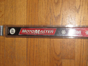 "MOTOMASTER 21"" Teflon Winter Wiper Blade                K2#"