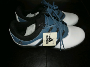 New with tags - Adidas youth / kids golf shoes