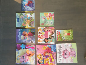 Girls books - excellent brand new condition !!