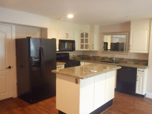 One bedroom spacious basement suite-own laundry and entrance