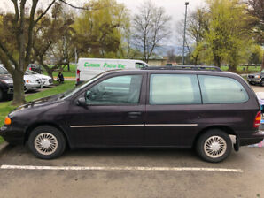 Ford Windstar Campervan - 185.000km