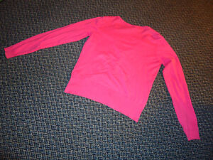Ladies Size L/G Neon Pink Cardigan by H&M Kingston Kingston Area image 2