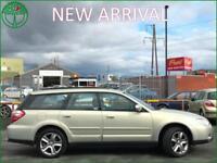 2008 (08) Subaru Outback 2.5 SEn Sport Tourer Automatic