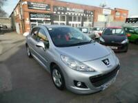 Peugeot 207 1.4 75 Sportium. SERVICE HISTORY. NEW CLUTCH FITTED