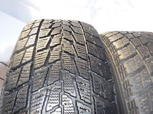 4 - TOYO - Observe winter tires 245/60R/18 G-02  Plus