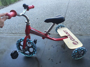 Little Giant tricycle - Red - PERFECT Condition