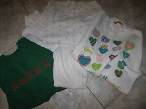 COZY WARM CLEAN CHILD'S CLOTHING