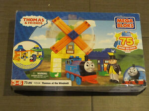Méga Bloks Thomas at the Windmill