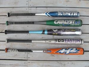 little league baseball bats $12 each