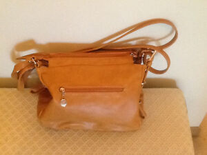 Women's Camel colored purse
