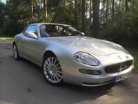 Maserati Coupe V8 Cambio Corsa 4200 PETROL SEMIAUTOMATIC 2002/02