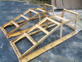 Small car ramps