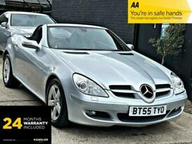 image for 2005 Mercedes-Benz SLK 3.0 SLK280 7G-Tronic 2dr Convertible Petrol Automatic