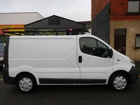 Vauxhall Vivaro SWB van in excellent condition MOT until July 2017 (12)