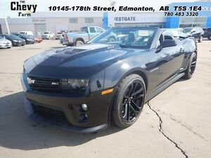2015 Chevrolet Camaro ZL1 Convertible  ZL1 6.2L Supercharged!! C
