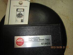MAC AUTOMOTIVE TESTER