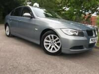 BMW 3 Series 320d SE 4dr Saloon, Leather DIESEL MANUAL 2005/55