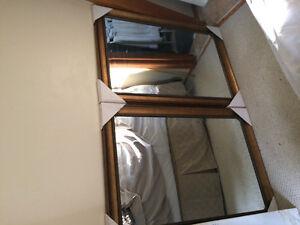 "Matching 24x36"" Mirrors (2)"