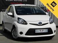 Toyota AYGO VVT-I MOVE 1.0L 5 Door Manual Petrol 2013