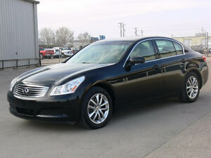 2007 Infiniti G35x - AWD + Remote Start + Winter tires