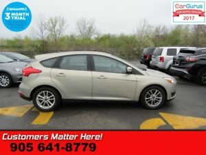 2015 Ford Focus SE  NEW TIRES CAMERA BLUETOOTH ALLOYS