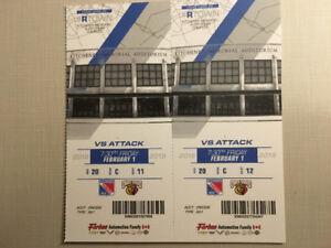 Kitchener Ranger Hockey Tickets