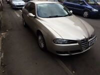 For sale Alfa Romeo 156 diesel excellent runner and in perfect condition