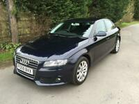 59 REG - AUDI A4 2.0TDI SE - 2.0 TURBO DIESEL - 6 SPEED MANUAL