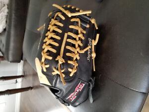 Miken ball glove