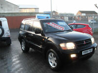 Mitsubishi Shogun 3.5 V6 GDI auto Animal, 7 SEATER, 52 REG PP INCLUDED