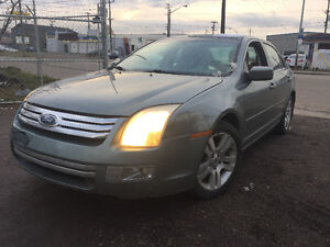 2006 Ford Fusion SEL = FRESH TRADE IN = $1299 ...