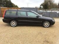 2003 53 VOLVO V70 2.5 T SE 5D AUTO 207 BHP, FSH INC CAMBELT AND WATERPUMP.......