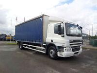 2012 (12) DAF TRUCKS FA CF65.220 SLEEPER CAB CURTAINSIDE