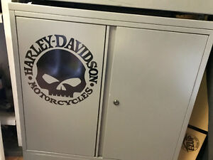 Herman Miller Lockable Storage Cabinets