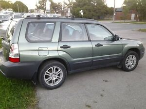 2007 Subaru Forester Columbia Edition