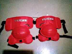 Vaughn Sr Goalie Knee Pads (Make an offer)