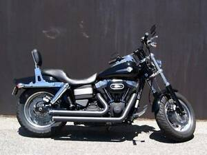 2012 HARLEY-DAVIDSON DYNA FAT BOB Cannington Canning Area Preview