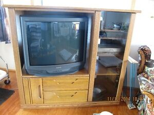 One entertainment unit or tv stand Edmonton Edmonton Area image 1