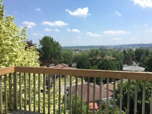 Nice & Spacious Upper Unit, 3 Bed 2 Bath, Panoramic View, Barrie