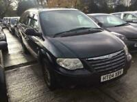 2004 Chrysler Grand Voyager 2.8 CRD Limited XS 5dr MPV Diesel Automatic